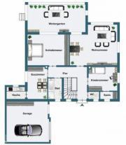 Haus mit 2