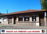 Haus mit Kiosk,