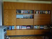 Haushaltsauflösung / Wohnzimmerschrank cpl.
