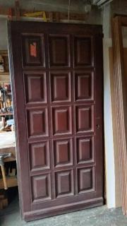 Haustüre Holz
