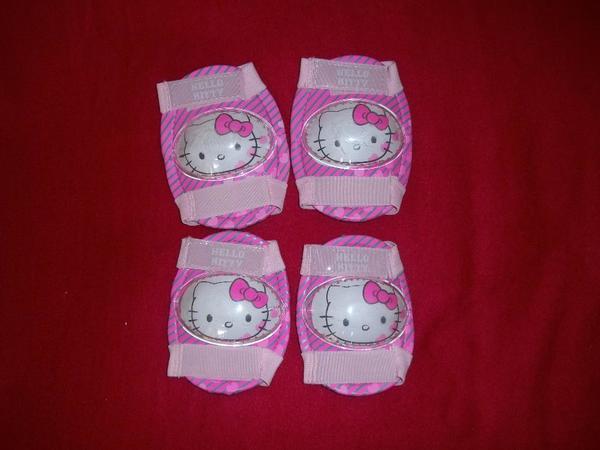 Hello Kitty Kinder Knieschoner und