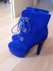 High Heels / Stiefeletten