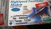 High speed Fax Data -Modemkarte