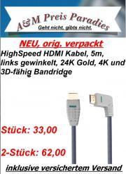 HighSpeed HDMI Kabel,