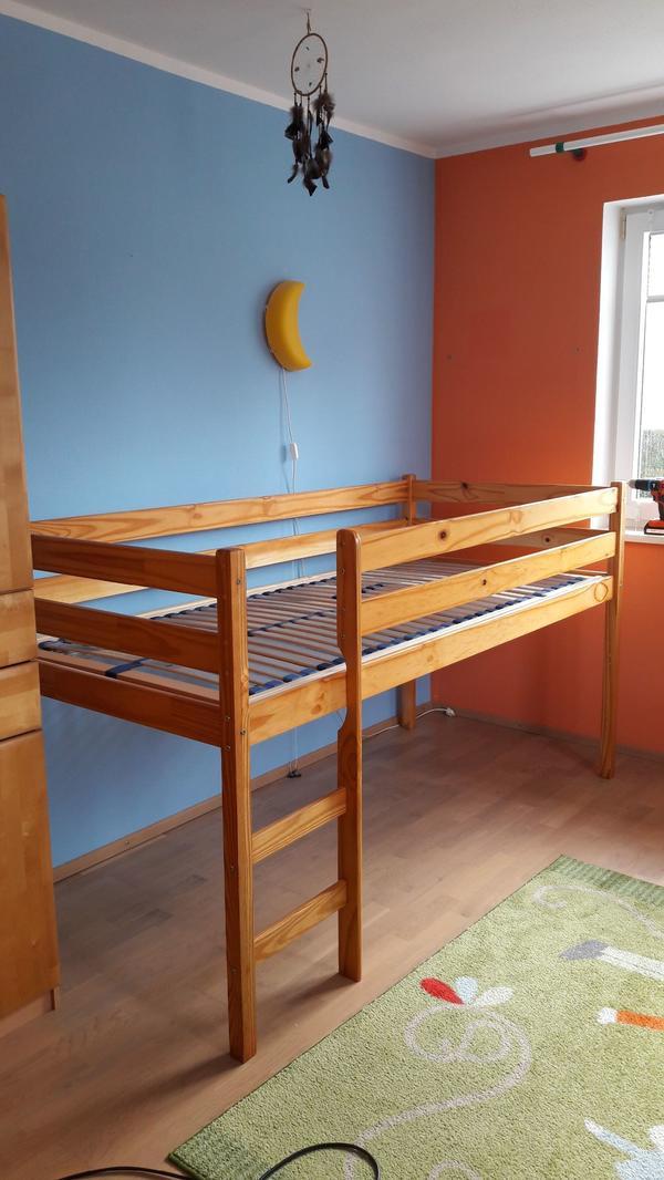 hochbett wei gebraucht kaufen nur 3 st bis 60 g nstiger. Black Bedroom Furniture Sets. Home Design Ideas