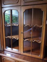 ... Wohnzimmerschränke, Anbauwände   Hochwertiger Holz Schrank  Wohnzimmerschrank Anbauwand Stilmöbel Vintage Bartels ...