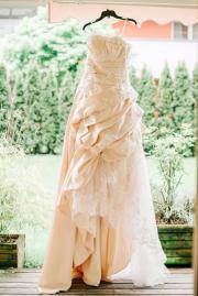 Hochzeitskleid - Barockleid