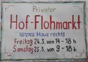 Hof - Flohmarkt