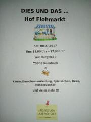 Hof Flohmarkt
