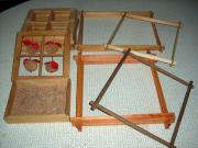 Holz-Rahmen