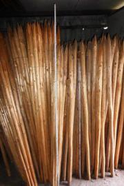 Holzpfähle mit Spitze 160 cm