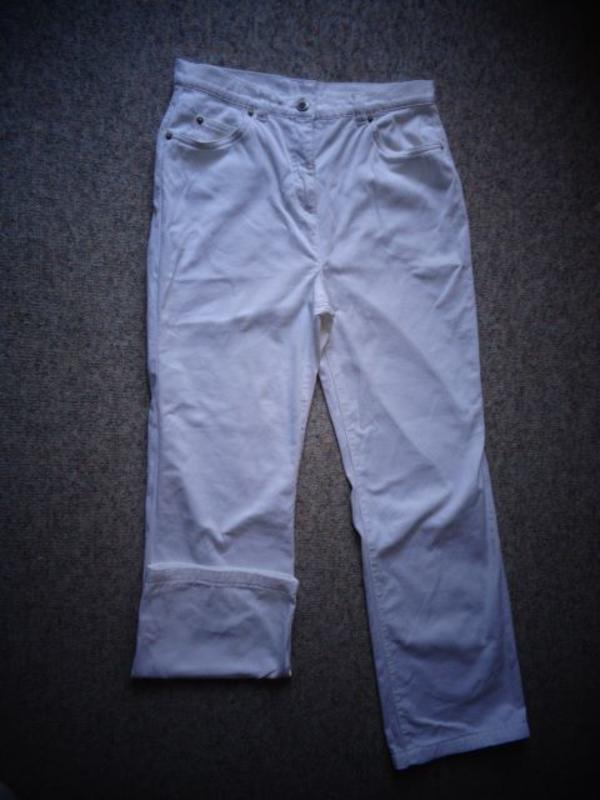 Hose Jeans 5-Pocket-Form Gr 40