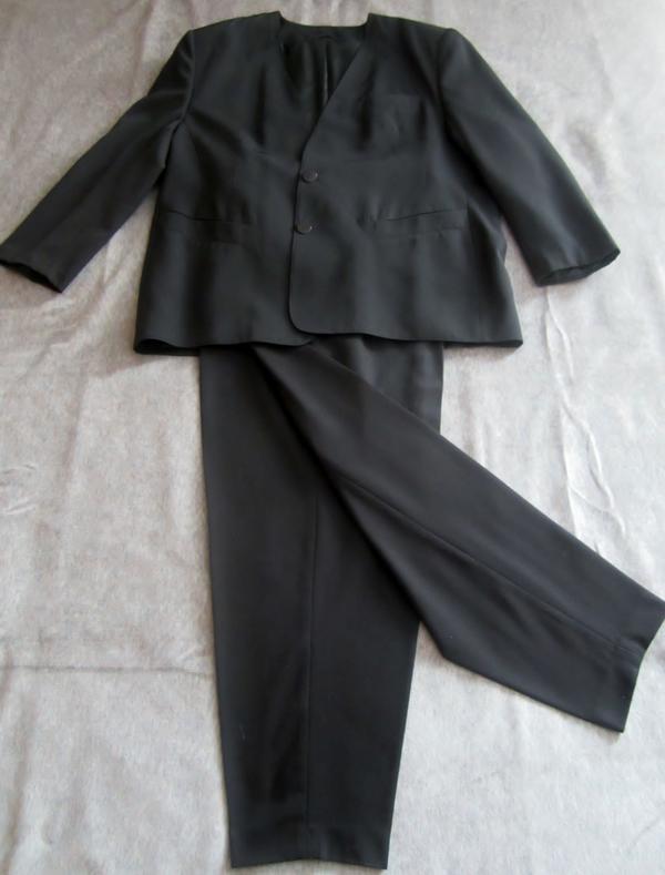Damen hosenanzug gr 46