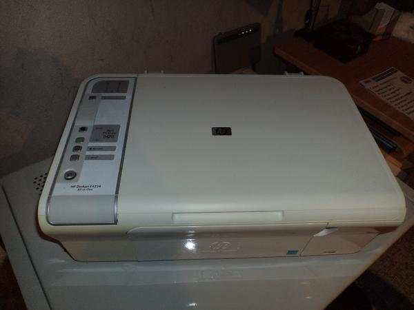 HP Drucker Deskjet F4224 All-in-One