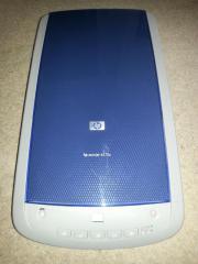 HP Flachbettscanner