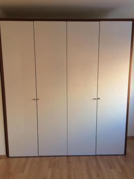 h lsta now schlafzimmerschrank. Black Bedroom Furniture Sets. Home Design Ideas