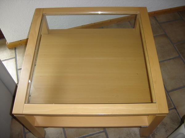 wohnzimmer tisch schwarz gebraucht kaufen nur 4 st bis. Black Bedroom Furniture Sets. Home Design Ideas