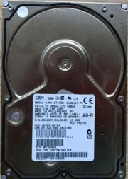 IBM Festplatte DJNA-