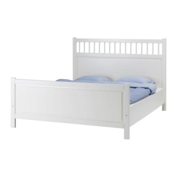 hemnes doppelbett gebraucht kaufen 2 st bis 70 g nstiger. Black Bedroom Furniture Sets. Home Design Ideas