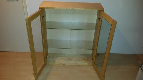 ikea h ngeschrank vitrine in ludwigshafen ikea m bel. Black Bedroom Furniture Sets. Home Design Ideas