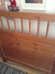 hemnes bett in stuttgart haushalt m bel gebraucht und neu kaufen. Black Bedroom Furniture Sets. Home Design Ideas
