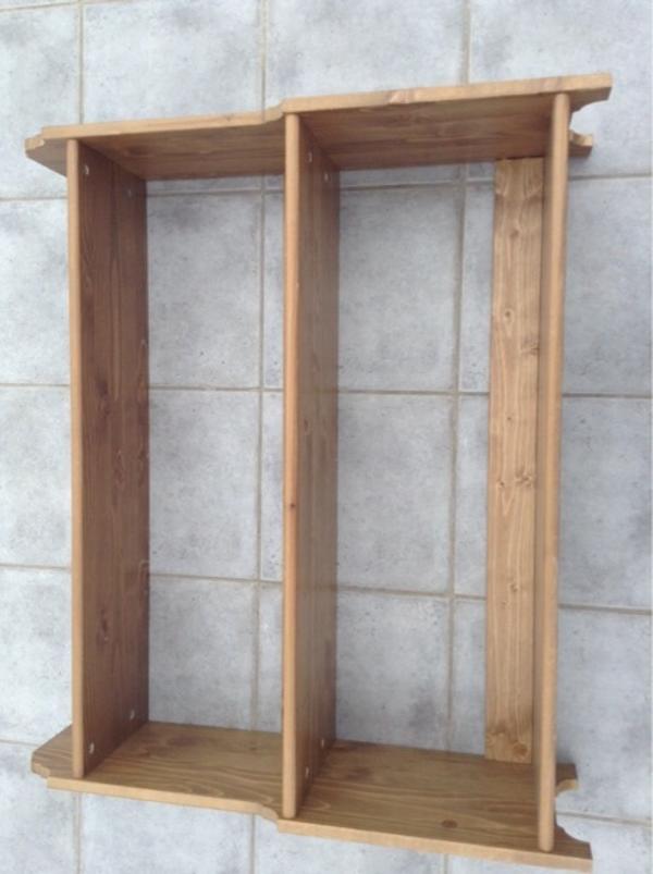kiefer gebeizt gebraucht kaufen nur 4 st bis 75 g nstiger. Black Bedroom Furniture Sets. Home Design Ideas