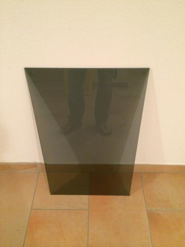 ikea malm glasplatte in oberbiberg ikea m bel kaufen und. Black Bedroom Furniture Sets. Home Design Ideas