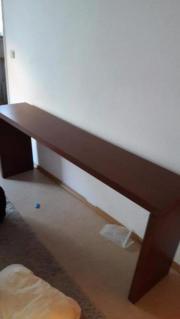 ikea malm ablagetisch haushalt m bel gebraucht und neu kaufen. Black Bedroom Furniture Sets. Home Design Ideas