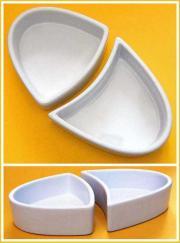 IKEA Ofenform weiß - Brat- Backform - Auflaufform