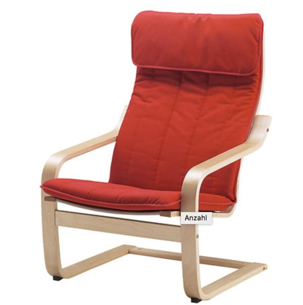 ohrensessel ikea gebraucht. Black Bedroom Furniture Sets. Home Design Ideas
