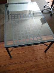 Ikea Wohnzimmertisch Glas In Heidelberg