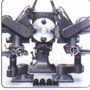 Industrie Poliermaschine Polierautomat