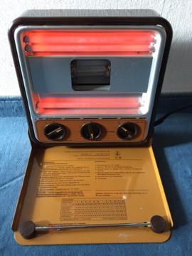 Medizinische Hilfsmittel, Rollstühle - Infrarotstrahler Wärmebehandlung funktioniert Vintage Style