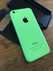 iPhone 5C Grün