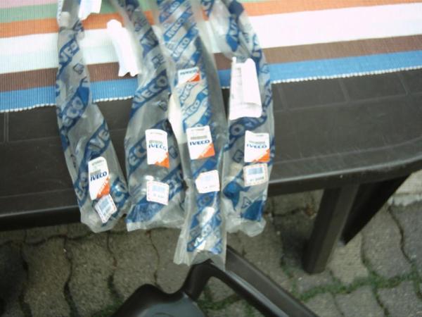 Iveco Druckluftschlauch Bremsschlauch OEM 42106885