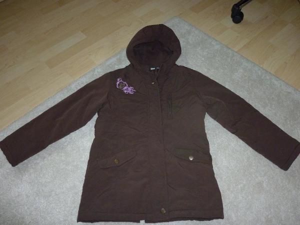 Jacke für Mädchen Gr 140