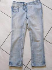 Gebraucht, Jeans Gr. 140 7/8 Länge von C&A gebraucht kaufen  Ludwigshafen