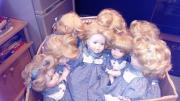 Jede Menge Puppen!