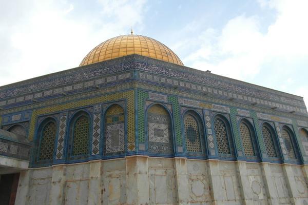 Jerusalem-Pilgerreise (christlich) / » Reiseangebote, gewerblich