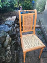 Jugendstil 4 Stühle /
