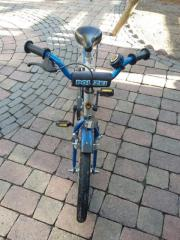 Jungen Fahrrad Polizei