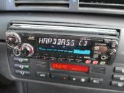 JVC CD MP3 Autoradio 12x