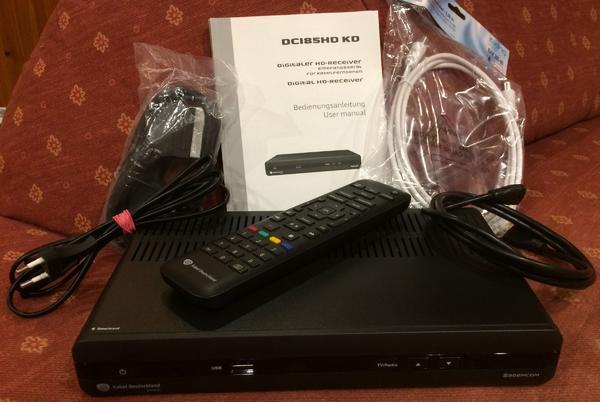 kabel receiver gebraucht kaufen 4 st bis 60 g nstiger. Black Bedroom Furniture Sets. Home Design Ideas