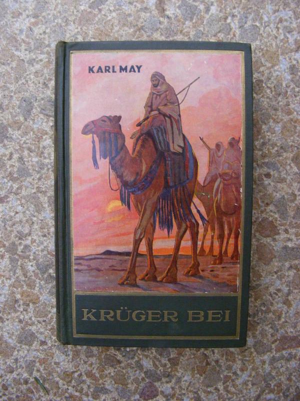 Karl May - Krüger Bei - Eckental - Karl May Buch - Karl-May-Verlag Bamberg - Titel: Krüger Bei, VP 5,50 EUR. - Eckental