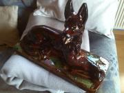 Keramik-Hund