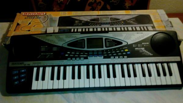 Keyboard Piano Elektrische Keyboard NEU