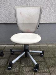 Schreibtischstuhl kinder weiß  Kinderschreibtischstuhl in Brühl - Haushalt & Möbel - gebraucht ...