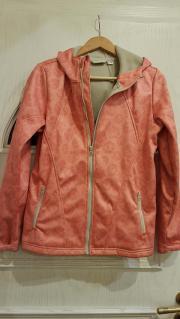 Kinder Softshell-Jacke Gr 158 164