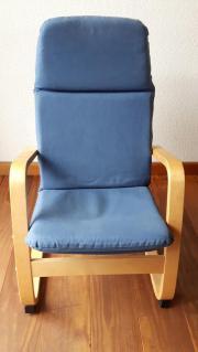 Kindersessel blau  Kindersessel Ikea - Haushalt & Möbel - gebraucht und neu kaufen ...