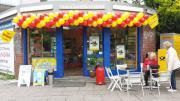 Kiosk in Hamburg